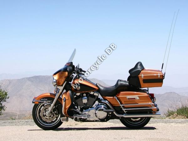 1990 Harley-Davidson Electra Glide Ultra Classic (reduced effect)