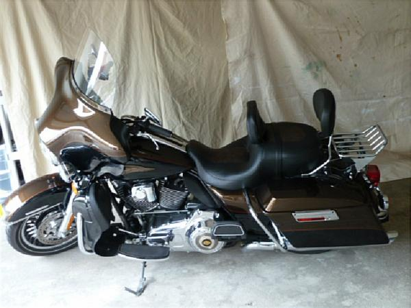 2013 Harley-Davidson Electra Glide Ultra Limited 110th Anniversary