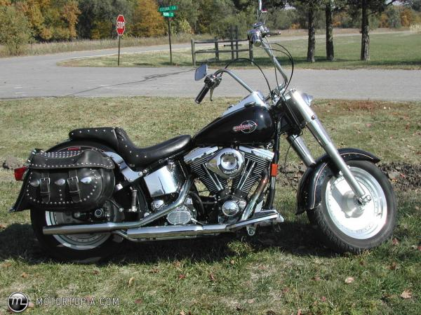 1996 Harley-Davidson Fat Boy
