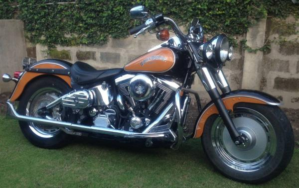 1997 Harley-Davidson Fat Boy
