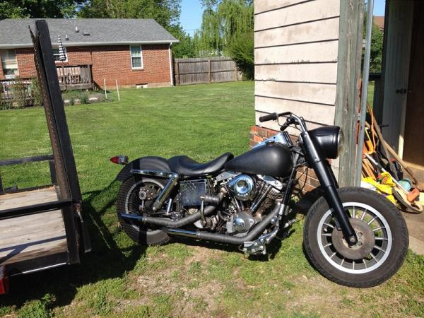 1980 Harley-Davidson FLHC 1340 EIectra Glide Classic