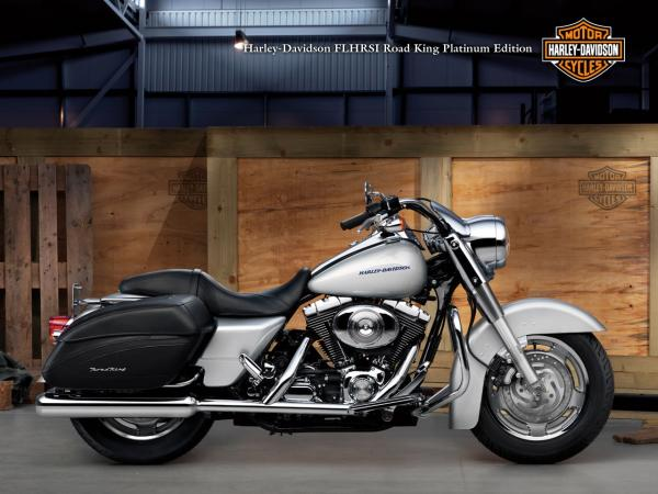 Harley-Davidson FLHRSI Road King Custom