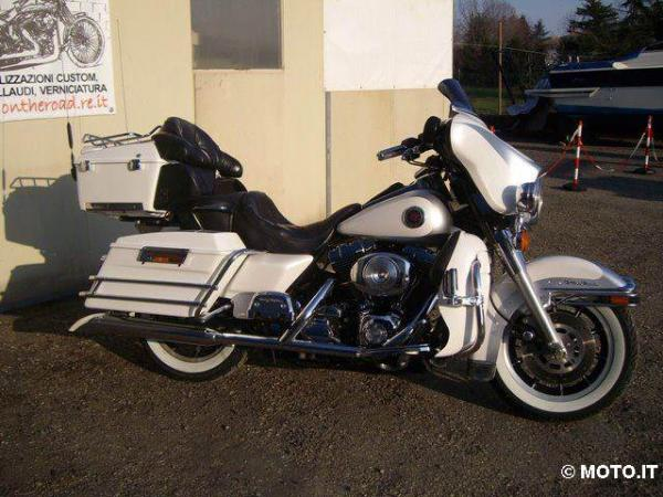 Harley-Davidson FLHTC 1340 Electra Glide Classic