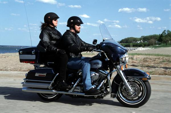 2002 Harley-Davidson FLHTC Electra Glide Classic