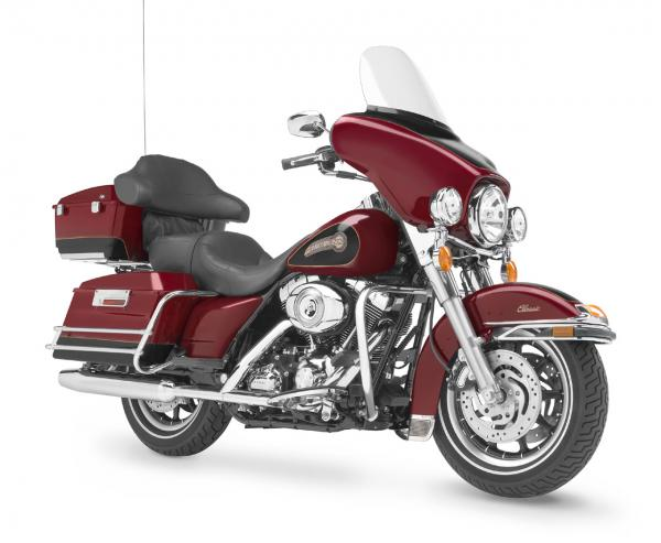 Harley-Davidson FLHTC Electra Glide Classic 2007 #1