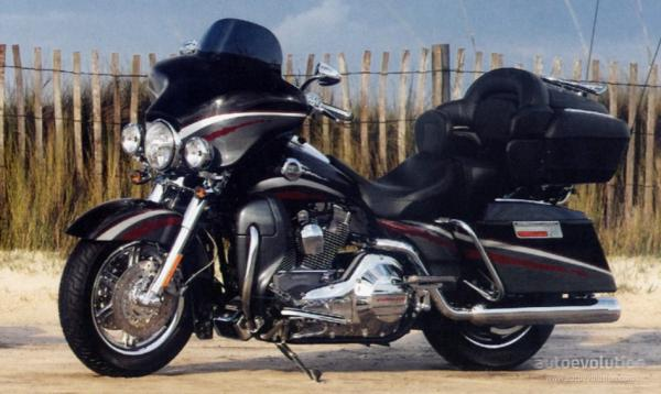 2008 Harley-Davidson FLHTCUSE Screamin´ Eagle Ultra Classic Electra Glide
