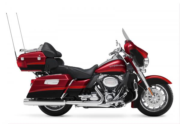 Harley-Davidson FLHTCUSE4 CVO Ultra Classic Electra Glide 2009 #1