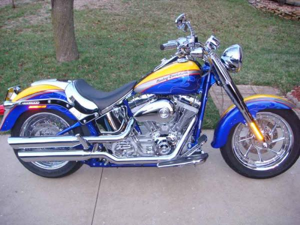 2006 Harley-Davidson FLSTFSE Screamin Eagle Fat Boy