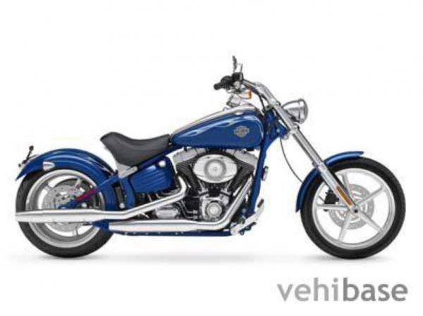 Harley-Davidson FXCSTS Softail Screamer