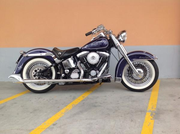 2000 Harley-Davidson FXCSTS Softail Screamer