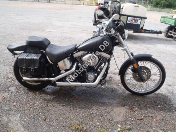 Harley-Davidson FXST 1340 Softail (reduced effect)