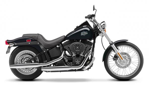 2002 Harley-Davidson FXSTB Night Train