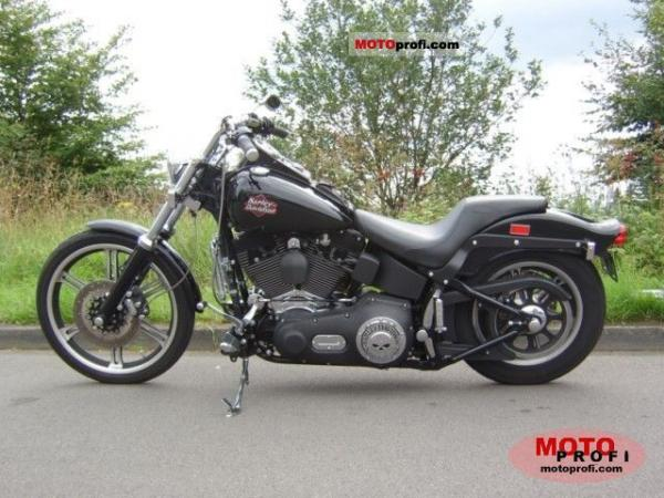 Harley-Davidson FXSTBI Night Train