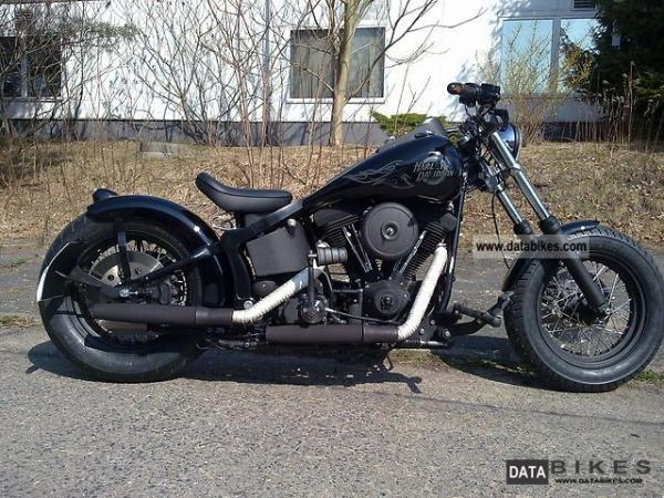 2006 Harley-Davidson FXSTBI Night Train