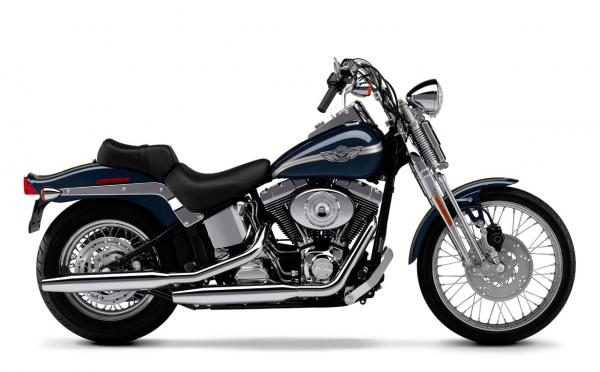 Harley-Davidson FXSTS Springer Softail