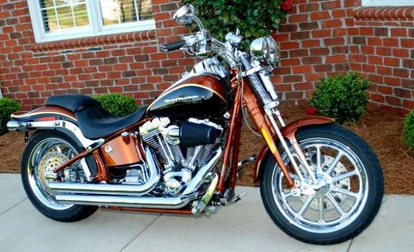 2008 Harley-Davidson FXSTSSE Screamin´ Eagle Softail Springer