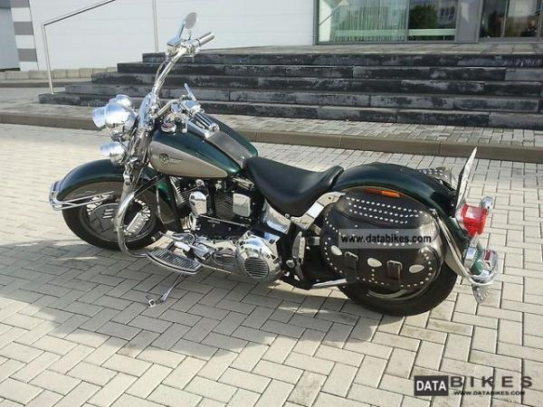 1996 Harley-Davidson Heritage Softail Classic