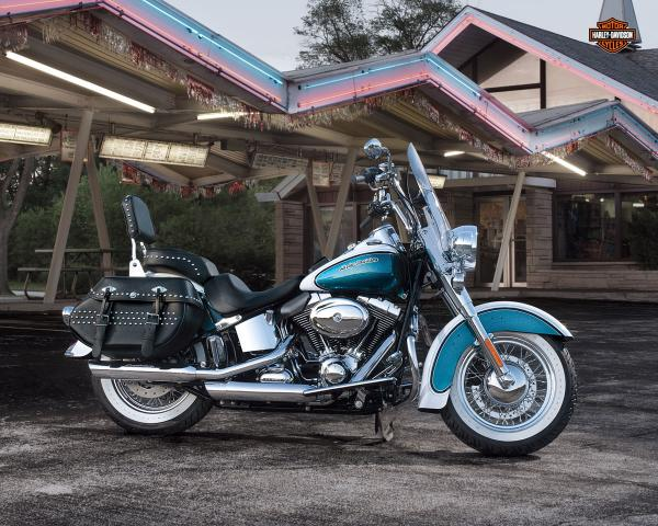 Harley-Davidson Heritage Softail Classic Injection