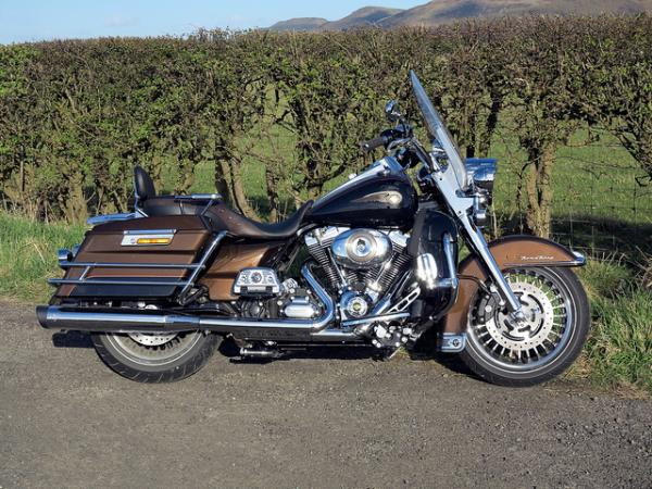 Harley-Davidson Road King 110th Anniversary
