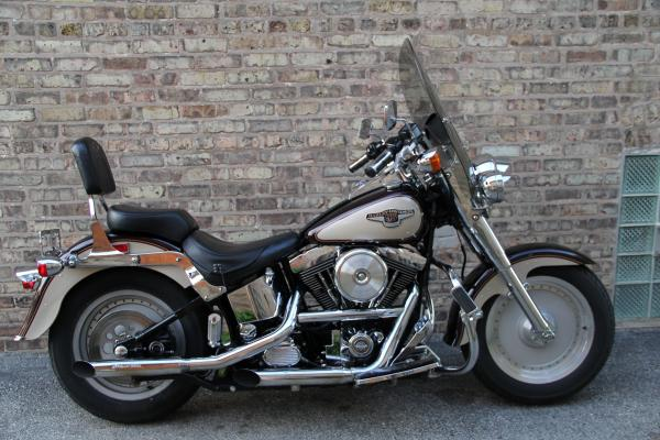 Harley-Davidson Softail Fat Boy 1998 #1