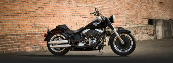 2014 Harley-Davidson Softail Fat Boy Lo