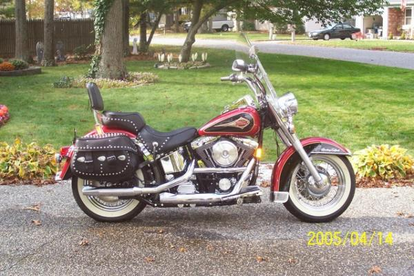 1998 Harley-Davidson Softail Heritage Classic