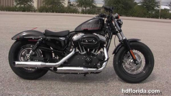 2014 Harley-Davidson Sportster Forty-Eight