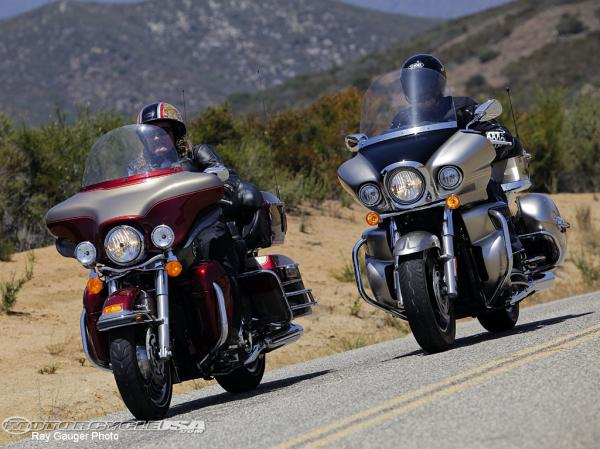 1988 Harley-Davidson Ultra Classic Electra Glide