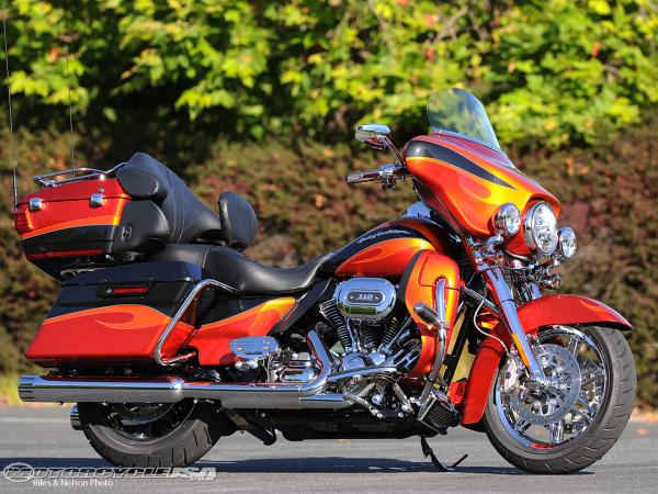 1996 Harley-Davidson Ultra Classic Tour Glide