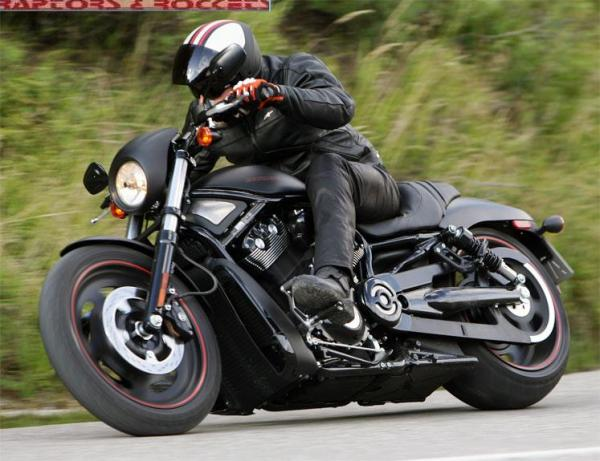 2007 Harley-Davidson VRSCD Night Rod