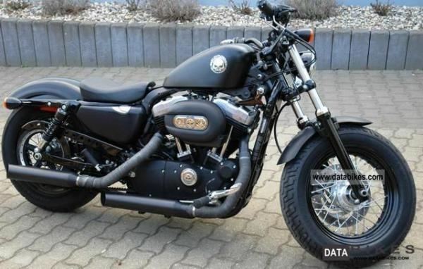 Harley-Davidson XL1200X Springer Forty-Eight