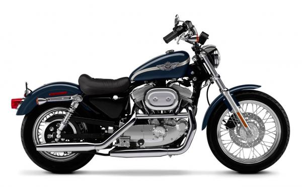 Harley-Davidson XLH Sportster 1200 (reduced effect) #1