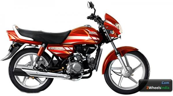 2010 Hero Honda CD Dawn 100