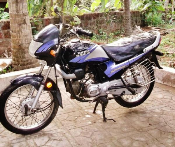 2006 Hero Honda Passion Plus