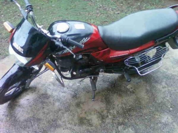 2007 Hero Honda Passion Plus