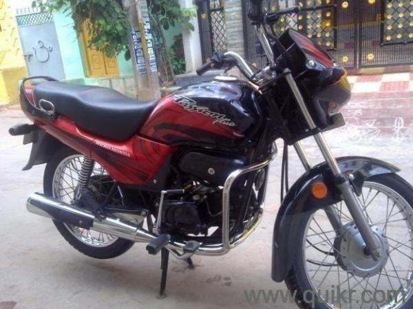 Hero Honda Passion Plus 2009 #1