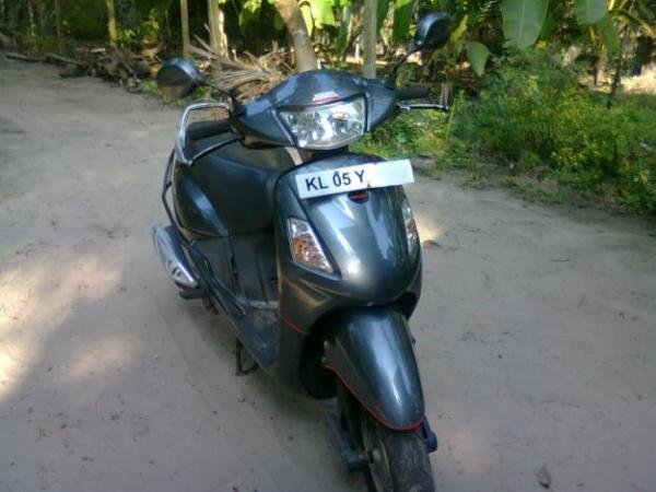 2007 Hero Honda Pleasure