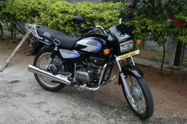 Hero Honda Spendor+