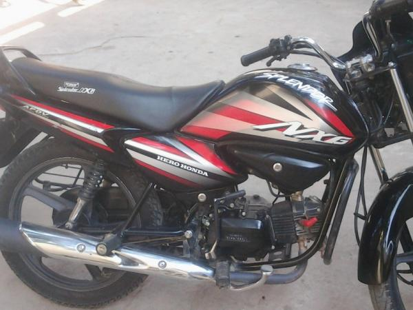 2008 Hero Honda Splendor NXG