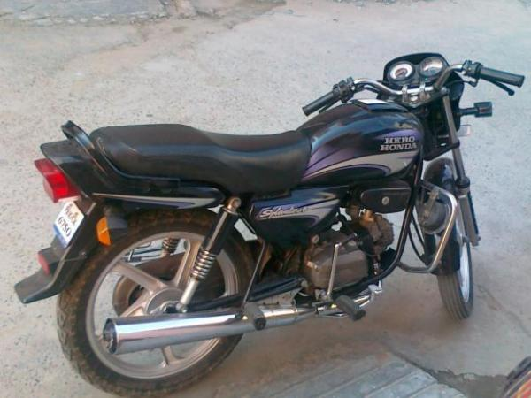 2008 Hero Honda Splendor Plus