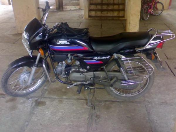 Hero Honda Splendor Plus