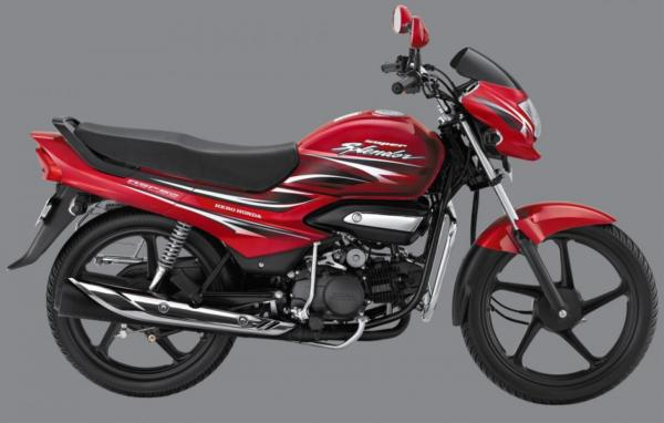Hero Honda Super Splendor 125
