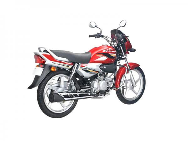 2009 Hero Honda Super Splendor 125