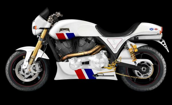 2010 Hesketh Zero S