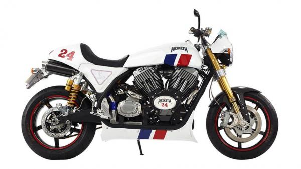 2011 Hesketh Zero S