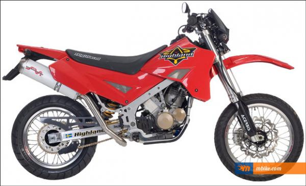 Highland 950 V2 Outback/950 V2 Super Motard