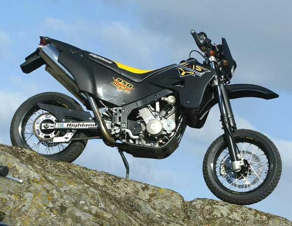 2008 Highland Super Motard