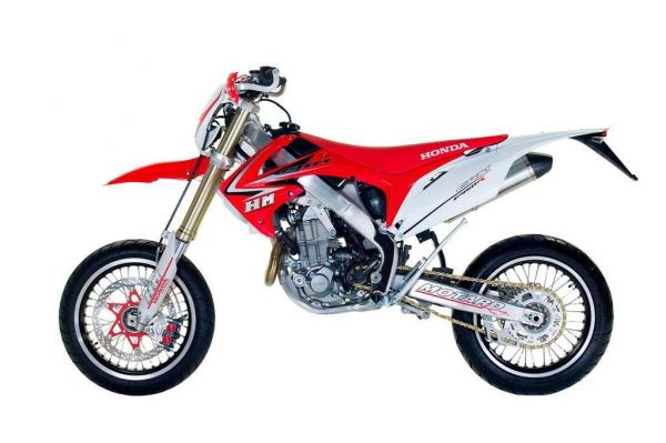 HM Super motard #1