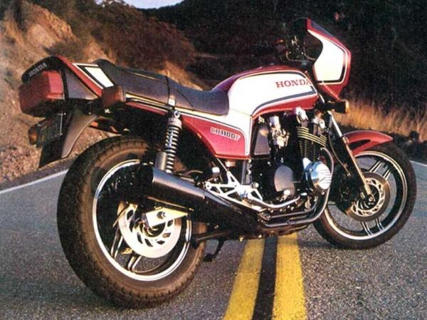 1983 Honda CB1100F (reduced effect)
