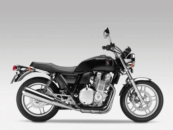 1984 Honda CB1100F (reduced effect)